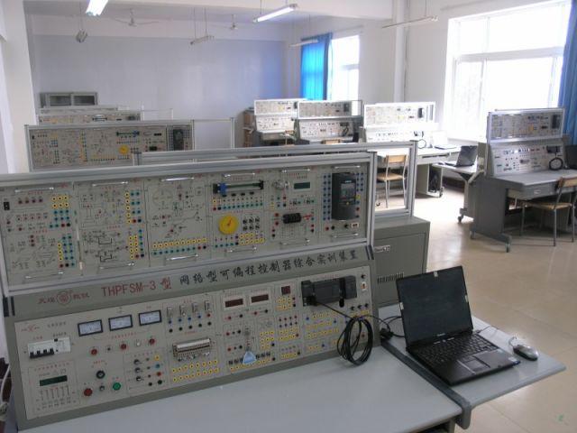plc可编程序控制器实验室是专业实验室